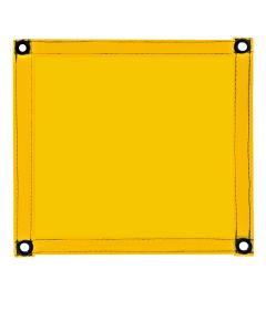 Welding Screen - Yellow Window Style Custom Size