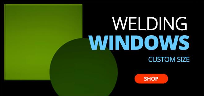 Welding Windows Custom Size